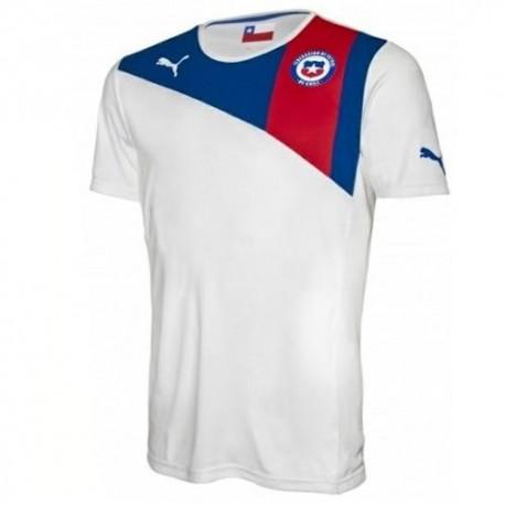 Chile fútbol Jersey ausente 2012/14-Puma