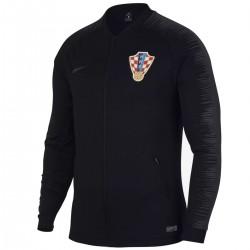 Kroatien Fussball pre-match präsentationsjacke 2018/19 - Nike