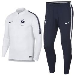 Frankreich Fussball Tech Trainingsanzug 2018/19 - Nike