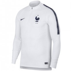 France football training technical sweatshirt 2018/19 - Nike