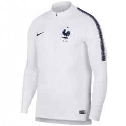 Sudadera tecnica entreno seleccion Francia 2018/19 - Nike