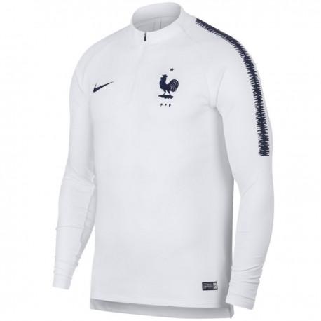 France football training technical sweatshirt 2018/19 - Nike
