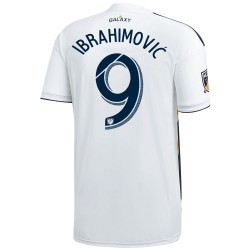 Camiseta de futbol LA Galaxy primera 2018 Ibrahimovic 9 - Adidas