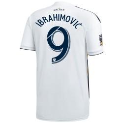 Maillot de foot LA Galaxy domicile 2018 Ibrahimovic 9 - Adidas