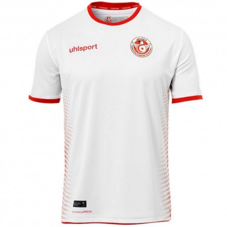 Tunisia football shirt Home World Cup 2018/19 - Uhlsport
