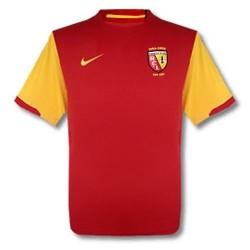 RC Lens Home Shirt 2006/07 Centenary-Nike