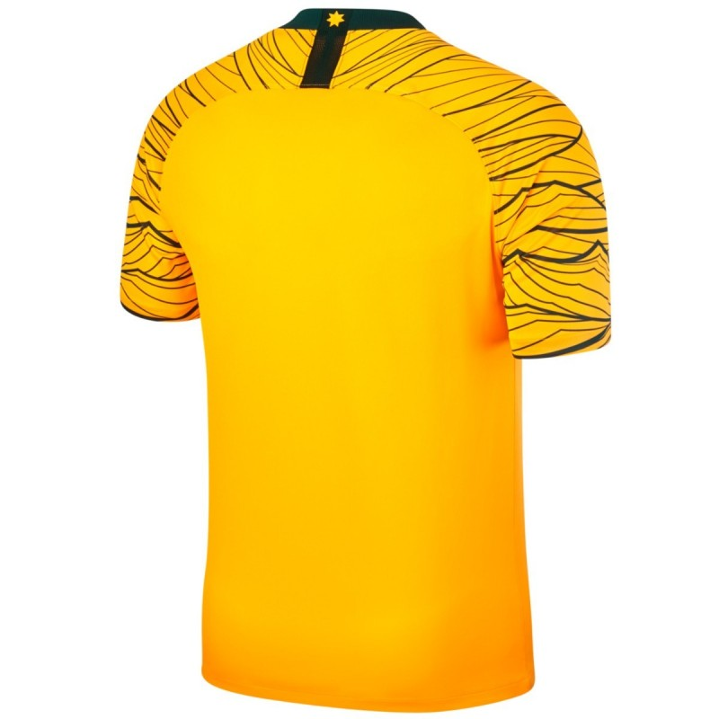 Camisetaseleccion de Australia de baloncesto de Dante Exum