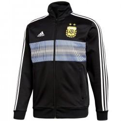 Chaqueta de presentacion track Argentina 2018/19 - Adidas