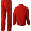 Spain red presentation Tracksuit 2014 - Adidas