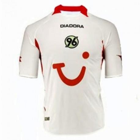 Camiseta de fútbol Hannover 2006/07 lejos-Diadora