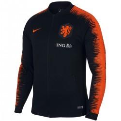 Niederlande Fussball pre-match präsentationsjacke 2018/19 - Nike