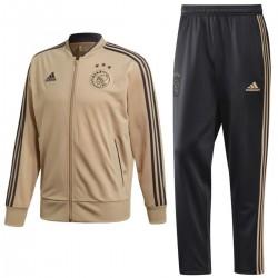 Survetement d'entrainement/presentation Ajax Amsterdam 2018/19 - Adidas