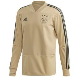 Sweat top d'entrainement Ajax 2018/19 - Adidas