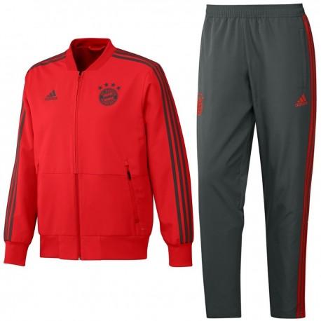 Bayern Munich training presentation tracksuit 2018/19 - Adidas