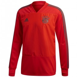 Bayern Munich training sweatshirt 2018/19 - Adidas