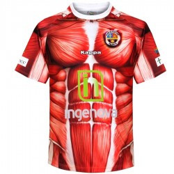 "CD Palencia ""Anatomy"" camiseta de futbol 2016/17 - Kappa"