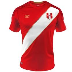 Peru Nationalmannschaft Fußball trikot Away 2018 - Umbro