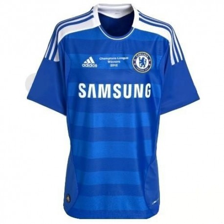 Maglia Chelsea FC Home Champions League Winners 11/12 - Adidas
