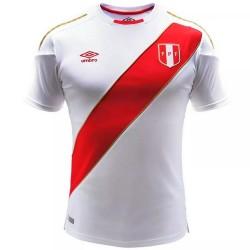 Maillot foot Pérou domicile Coupe du Monde 2018 - Umbro