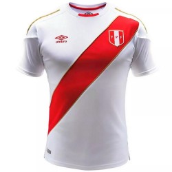 Peru football team Home shirt World Cup 2018 - Umbro