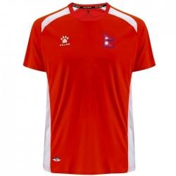 Camiseta de futbol seleccion Nepal primera 2018 - Kelme
