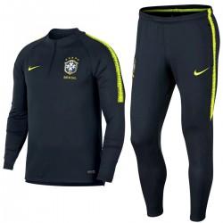 Brasilien Fussball team Tech Trainingsanzug 2018/19 - Nike