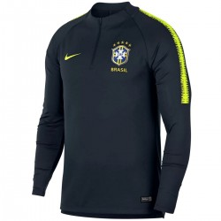 Sudadera tecnica de entreno seleccion Brasil 2018/19 - Nike