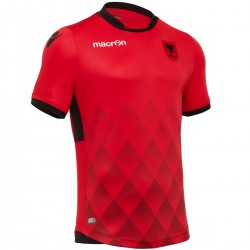 Albania Home football shirt 2018 - Macron