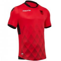 Maglia calcio nazionale Albania Home 2018 - Macron