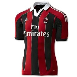 AC Milan Home Jersey 2012/2012 by Adidas