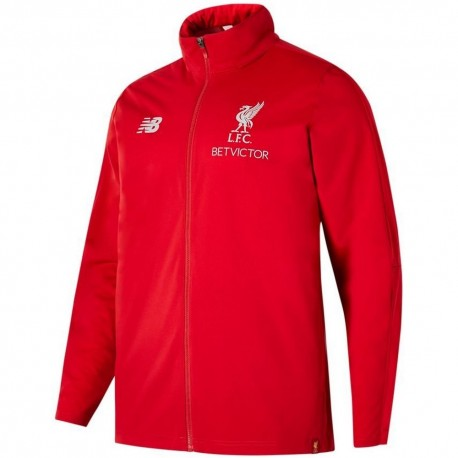 Liverpool FC training rain jacket 2018/19 - New Balance