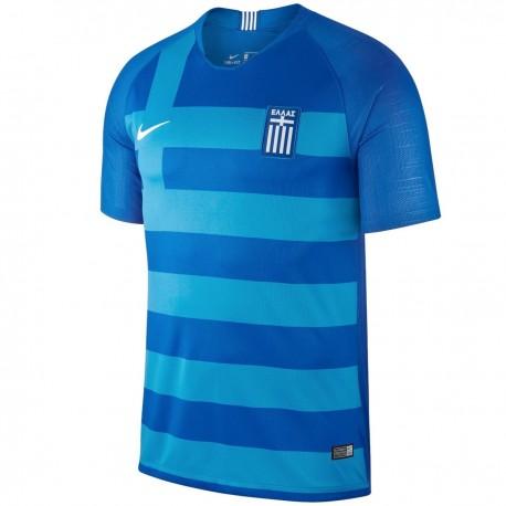 Greece national team Away football shirt 2018/19 - Nike