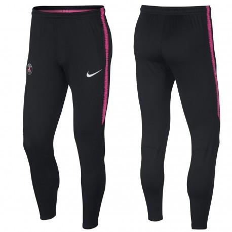 Paris Saint Germain black training technical pants 2018/19 - Nike