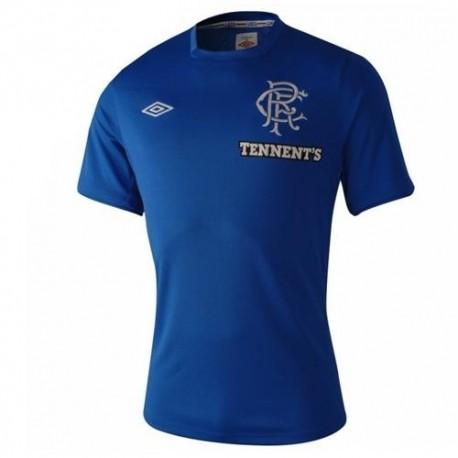 Maglia Rangers Glasgow Home 2012/13 - Umbro