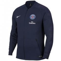 Giacca da rappresentanza Anthem Paris Saint Germain 2018/19 blu - Nike
