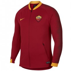 AS Roma Anthem präsentationsjacke 2018/19 rot - Nike
