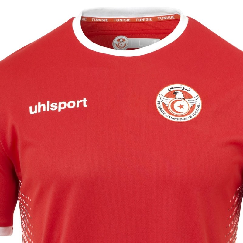 112c2df3e Tunisia football shirt Away World Cup 2018/19 - Uhlsport ...