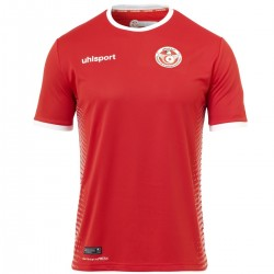 Maillot football Tunisie extérieur Coupe Monde 2018/19 - Uhlsport