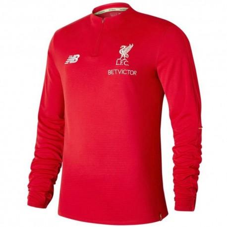 Liverpool FC training tech sweatshirt 2018/19 - New Balance