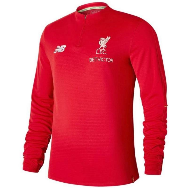 felpa calcio Liverpool nuove