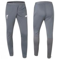Liverpool FC grey training technical pants 2018/19 - New Balance