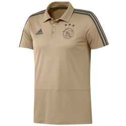 Polo de presentacion Ajax Amsterdam 2018/19 - Adidas
