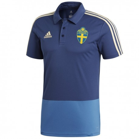 Sweden presentation polo shirt 2018/19 - Adidas