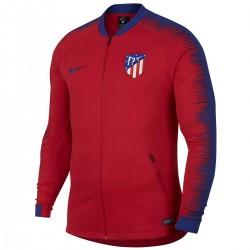 Giacca da rappresentanza Anthem rossa Atletico Madrid 2018/19 - Nike
