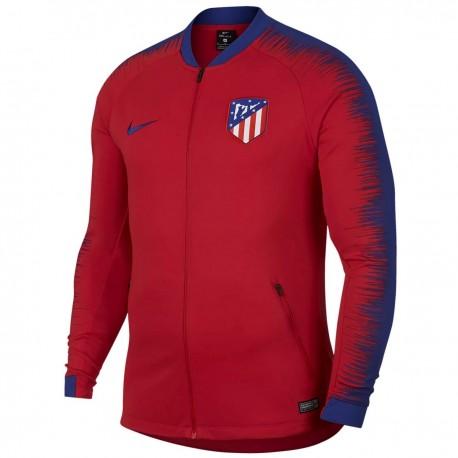 29b27afb93 Atletico Madrid Anthem presentation jacket 2018/19 red - Nike ...