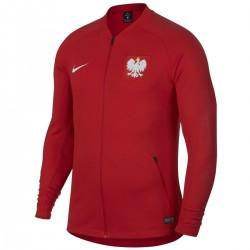 Chaqueta presentacion pre-match seleccion Polonia 2018/19 - Nike