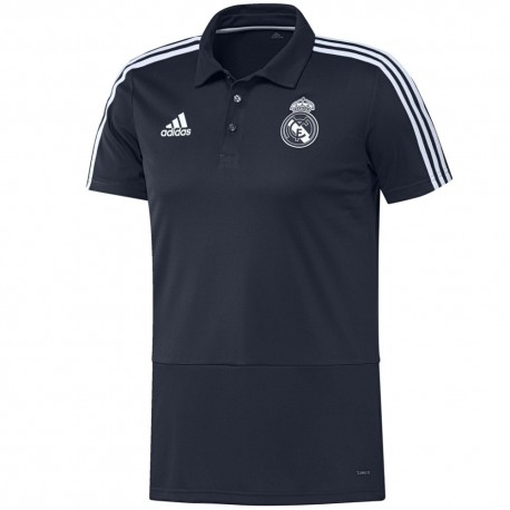 Real Madrid presentation polo shirt 2018/19 - Adidas