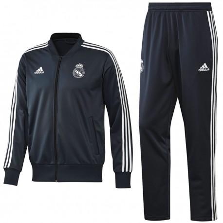 Real Madrid training/presentation tracksuit 2018/19 - Adidas