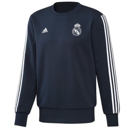 Sudadera de entreno sweat Real Madrid 2018/19 - Adidas