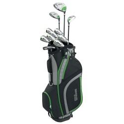 Set de golf juego completo Wilson Velocity Tour con bolsa
